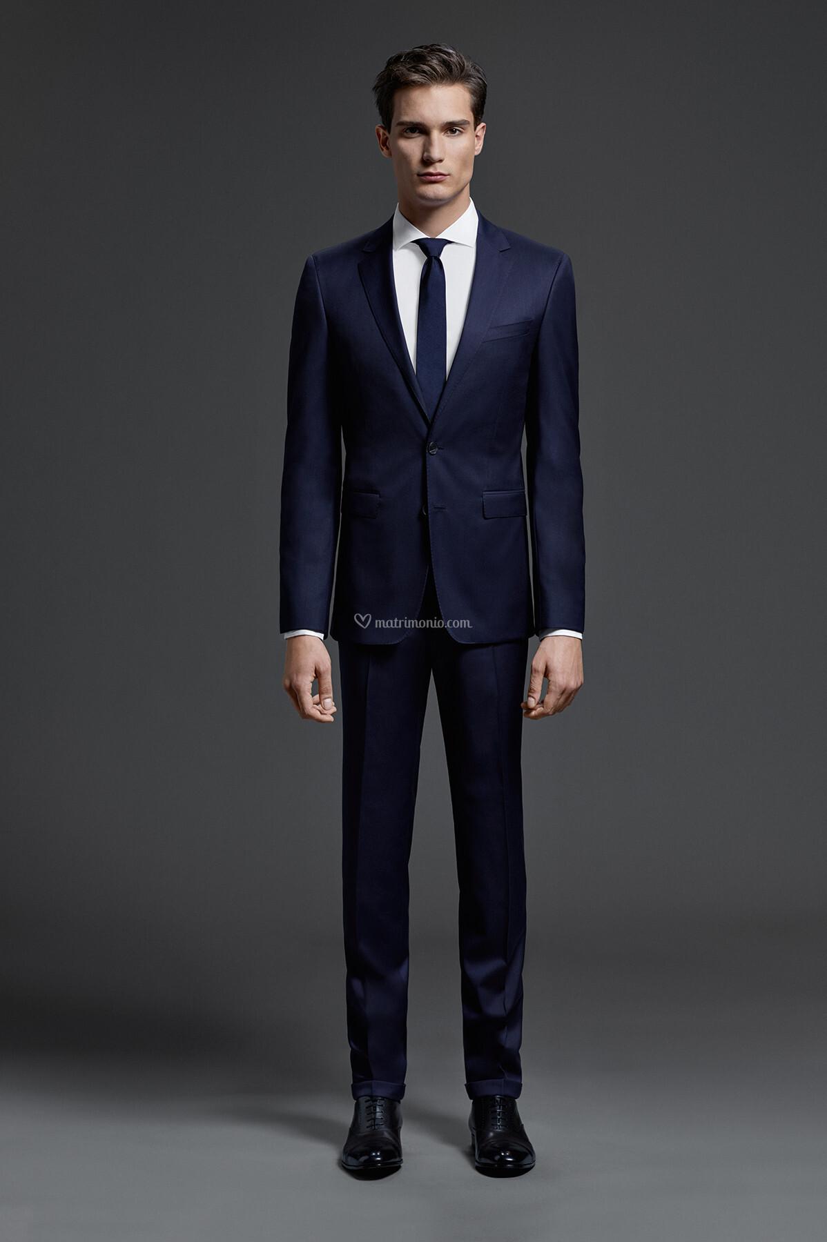 Abiti Cerimonia Hugo Boss.Vestiti Da Sposo Di Hugo Boss Hb 007 Matrimonio Com