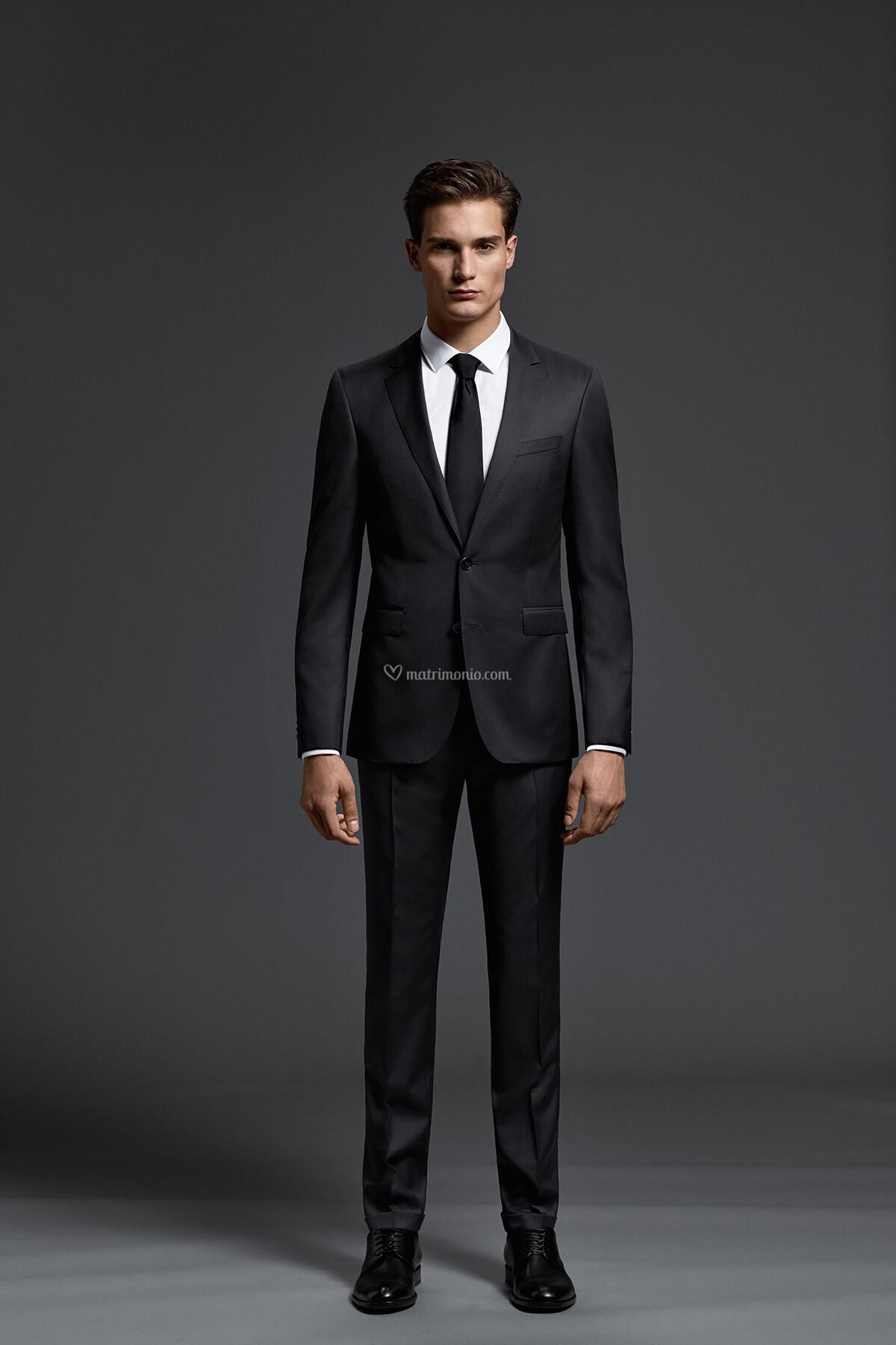 Abiti Da Cerimonia Hugo Boss.Vestiti Da Sposo Di Hugo Boss Hb 008 Matrimonio Com