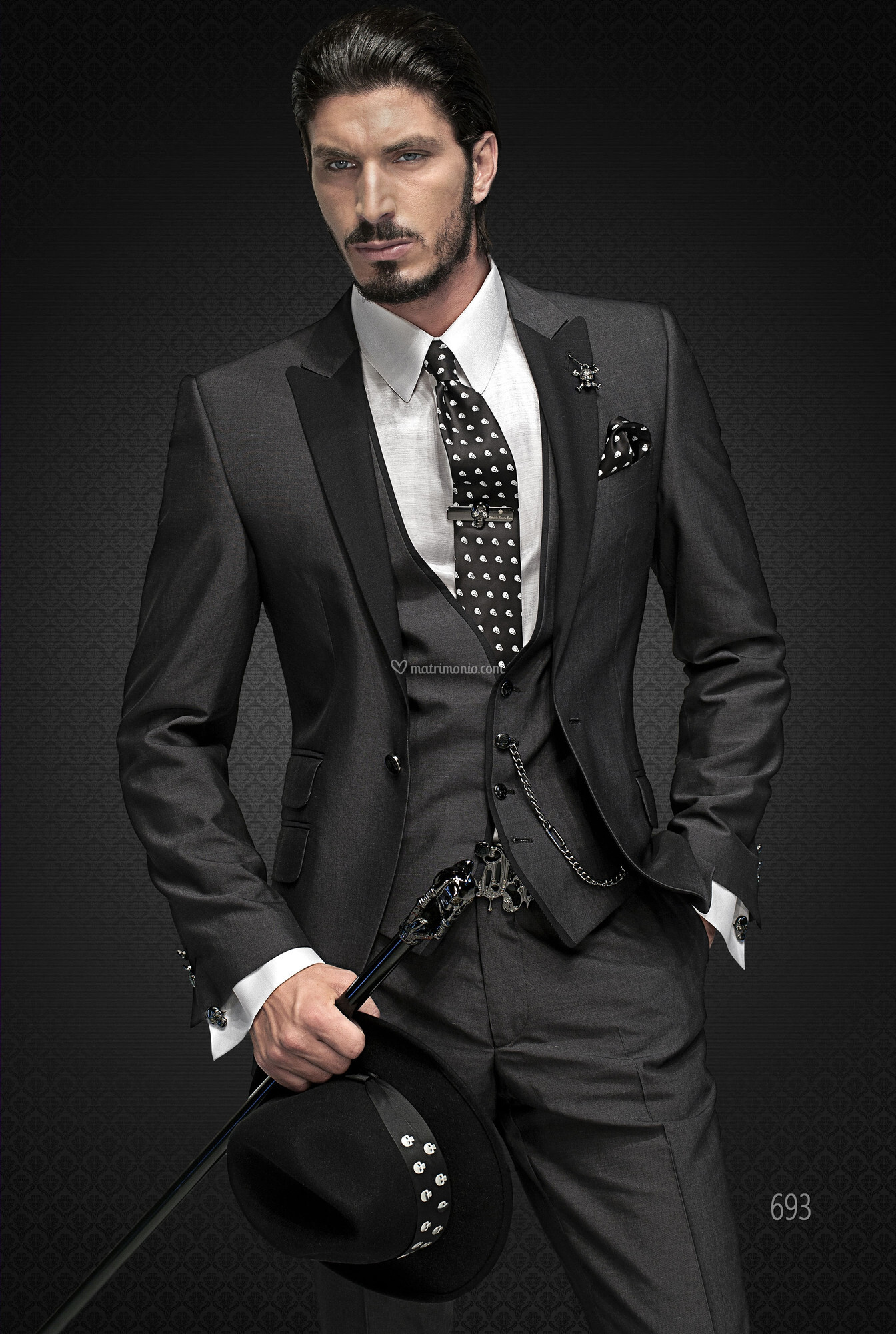 Completi Da Matrimonio Uomo : Vestiti da sposo di ottavio nuccio gala emotion