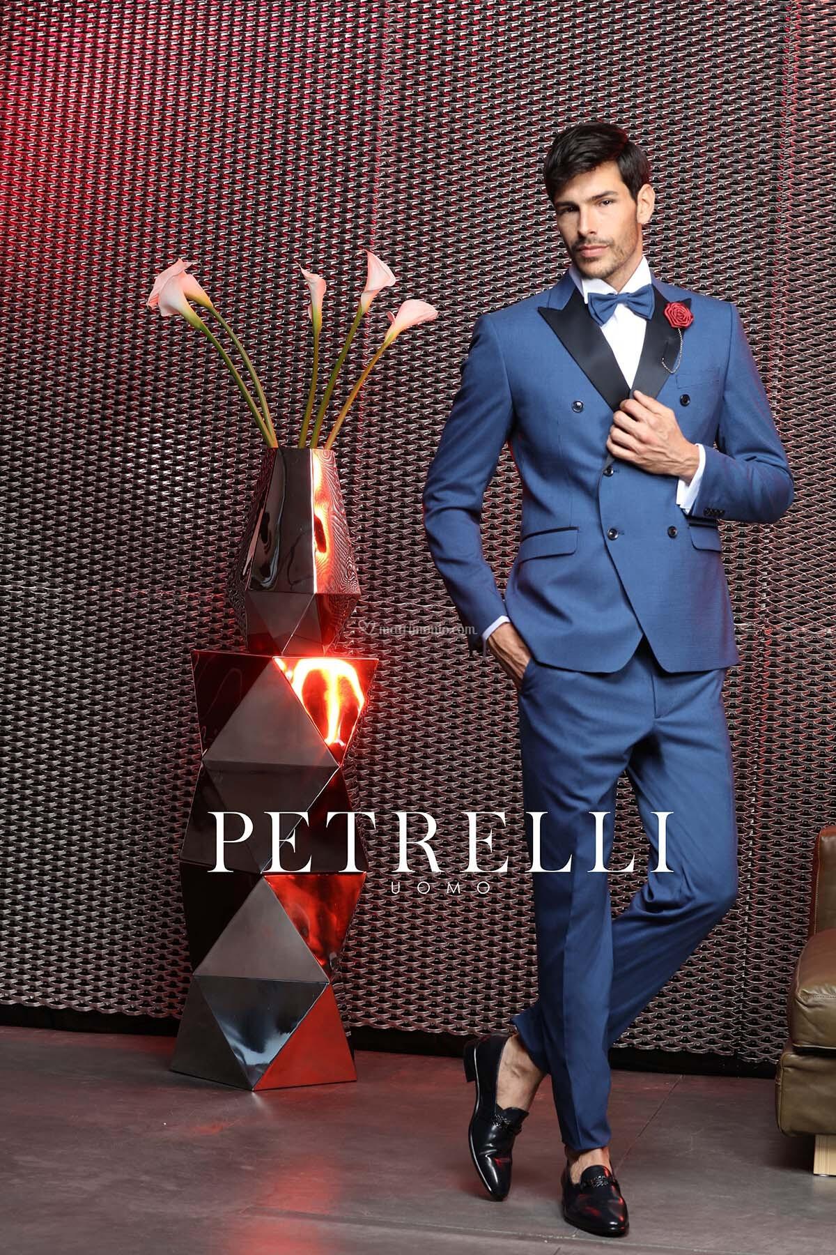 Vestiti da Sposo su Petrelli Uomo Classic - mMOD. 708D_C ...