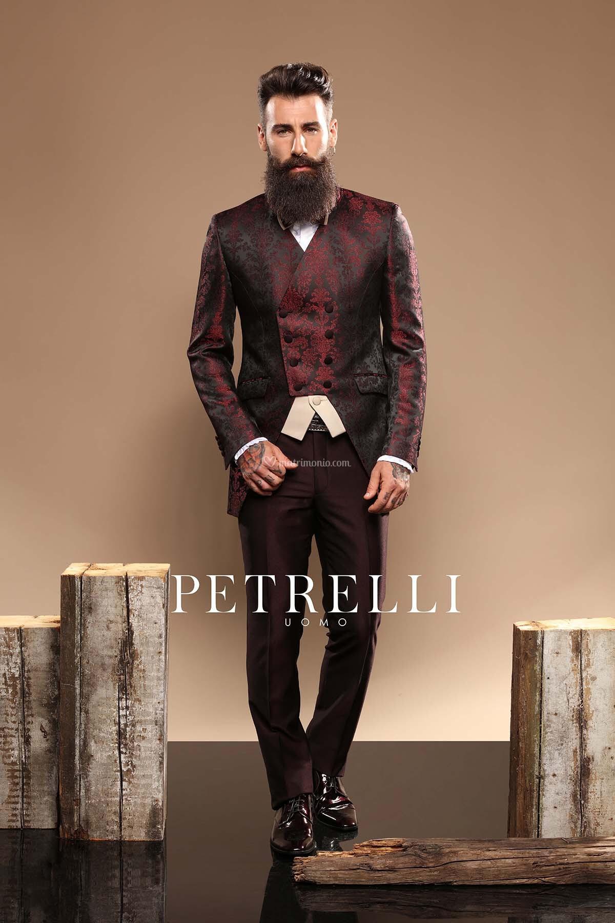 Vestiti da Sposo di Petrelli Uomo - 766 c.523 - Matrimonio.com