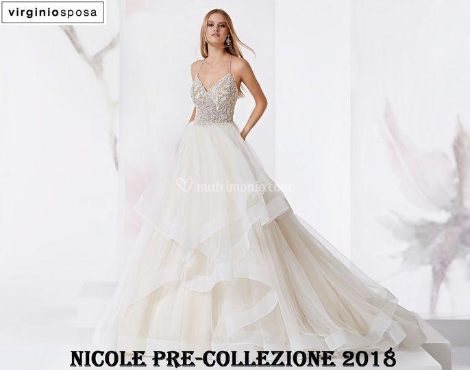 Nicole 2018 coll. Jolie 18509