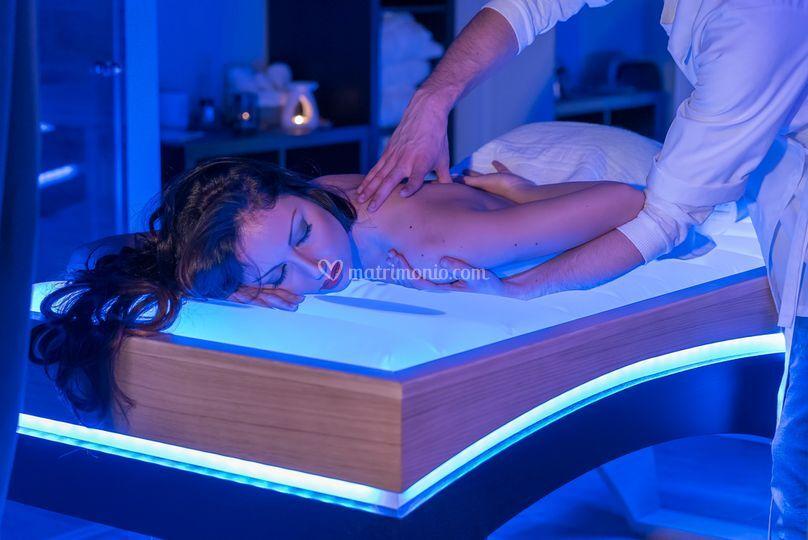 Massaggi relax e terapeutici