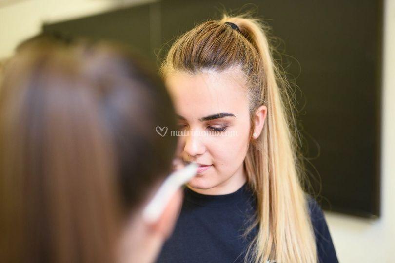 Sofia Piavani Makeup Artist