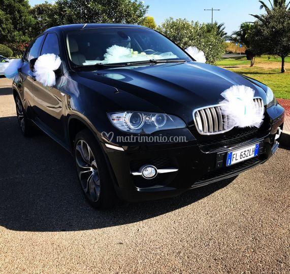 Bmw X6m 0 60: Lux Sardinia