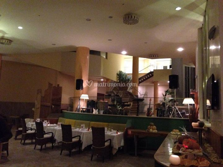 Festa privata in hotel