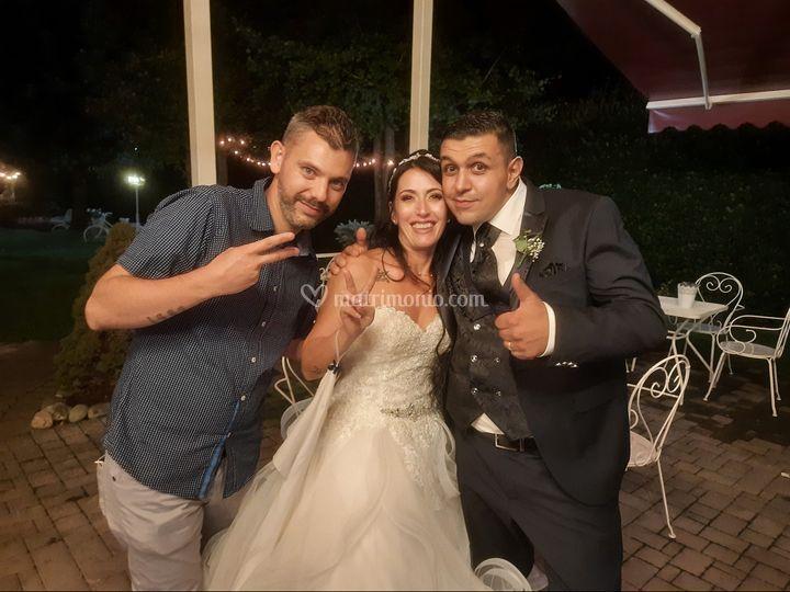 Angelo e Francesca 23 9 2020