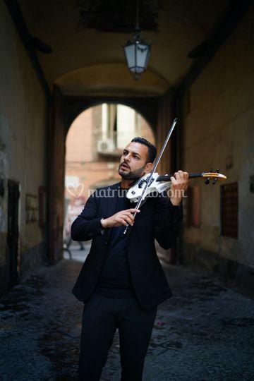Il mio violino bianco