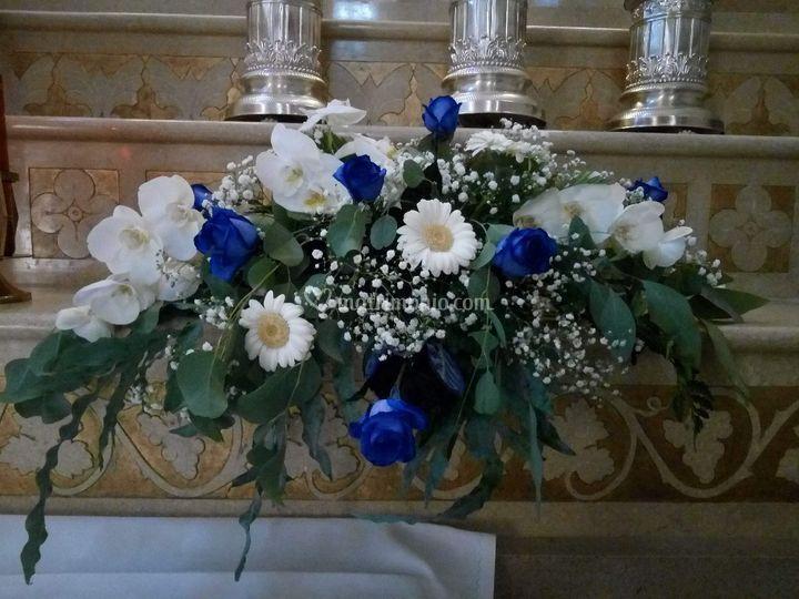Confezione altare