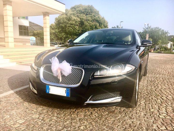 Jaguar xf nera