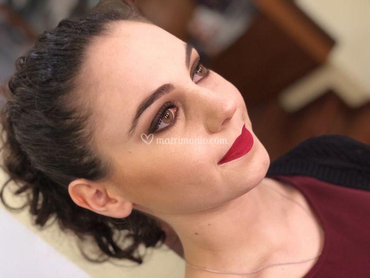 BarbaraCatalano Make up e Laminazione