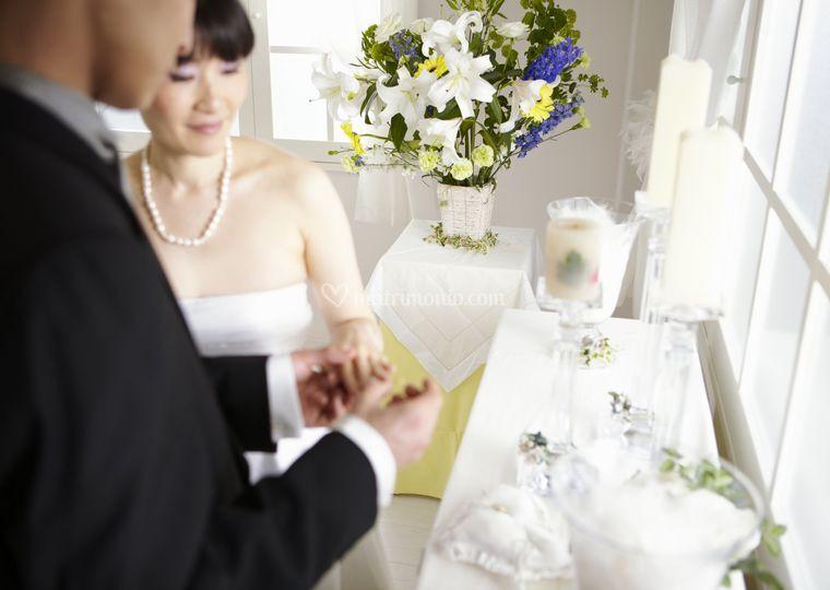 Un matrimonio semplice
