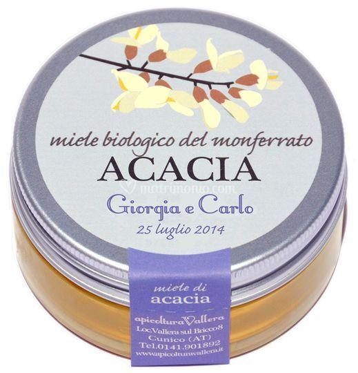 Degustino miele personalizzato