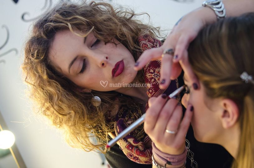 Trucco sposa di Make up & Beauty by Silvia Perla