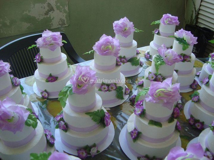 Cake segnatavolo
