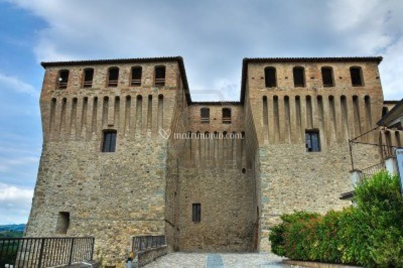 Matrimonio al castello Varano