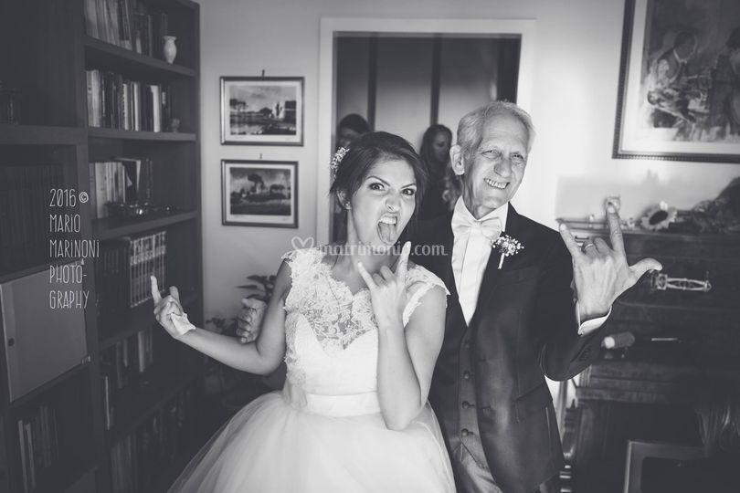 Wedding A+M