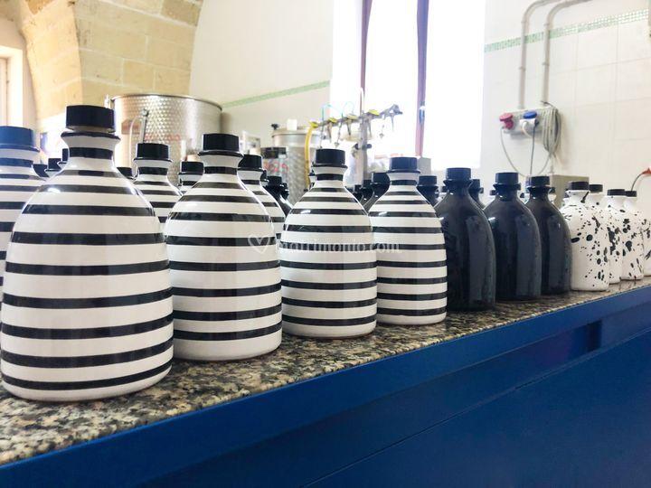 Oliera decori vari da 500 ml