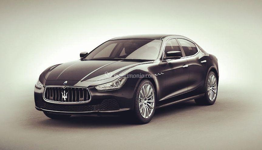Maserati ghibli matrimonio