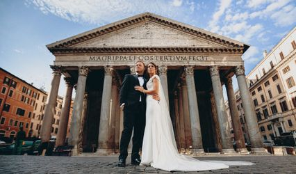 Giancarlo Malandra Wedding Reporter
