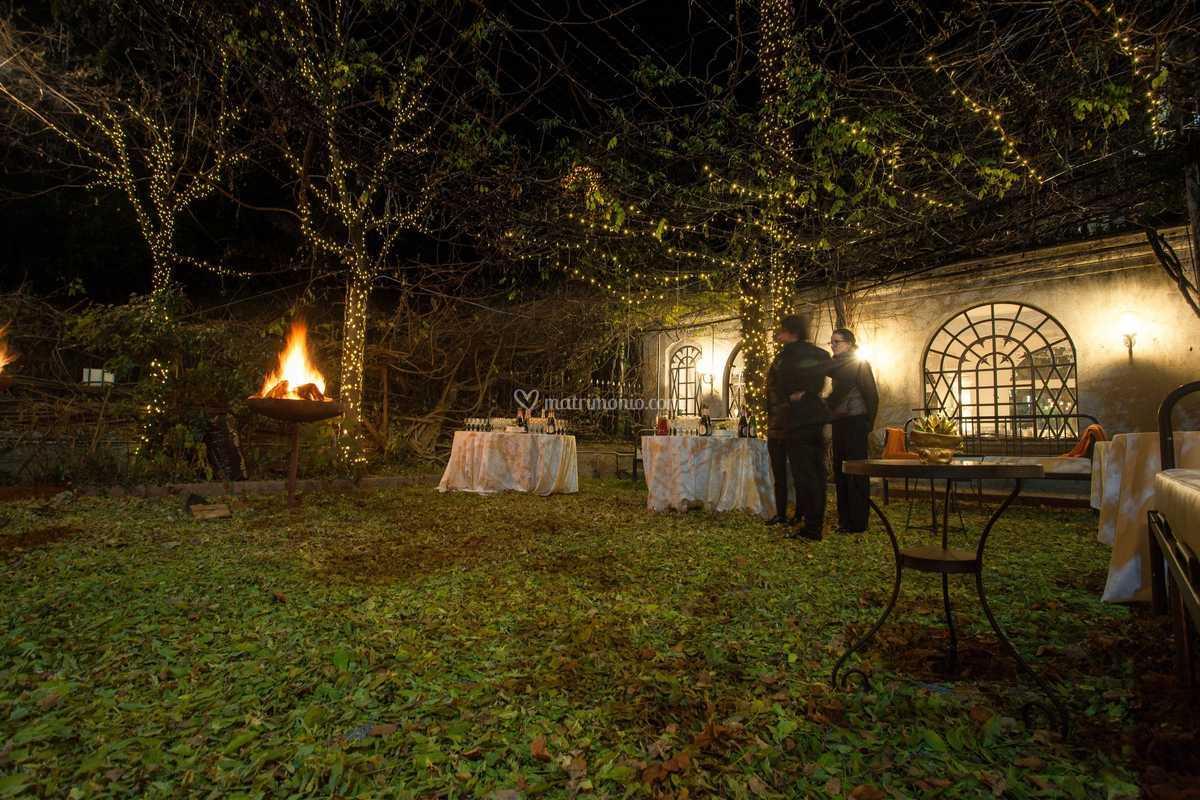 Al Giardino Ancona il giardino di ristorante madonnina eventi | foto 76