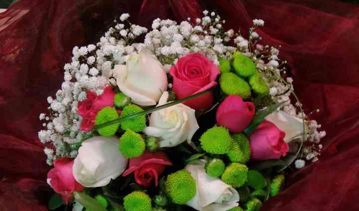 Composizione, bouquet