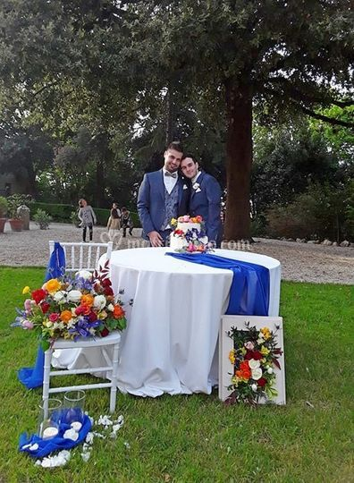 Matrimonio Roberto e Pasquale