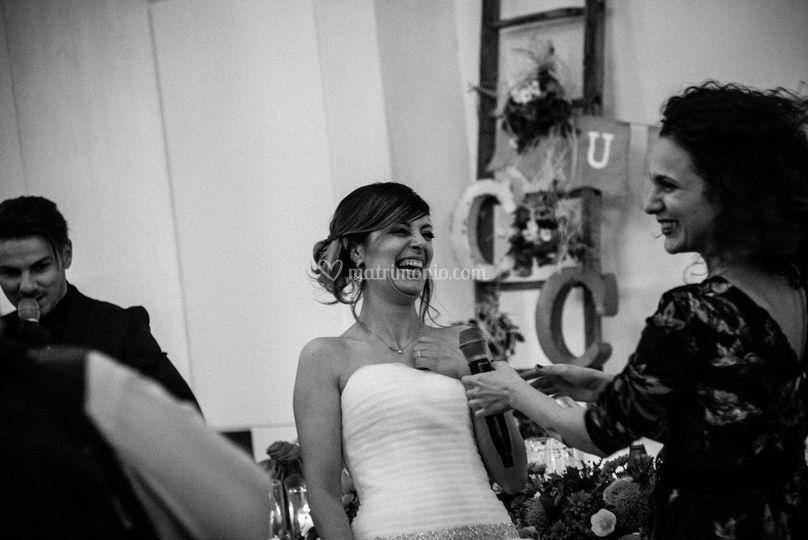 Intervista alla sposa!