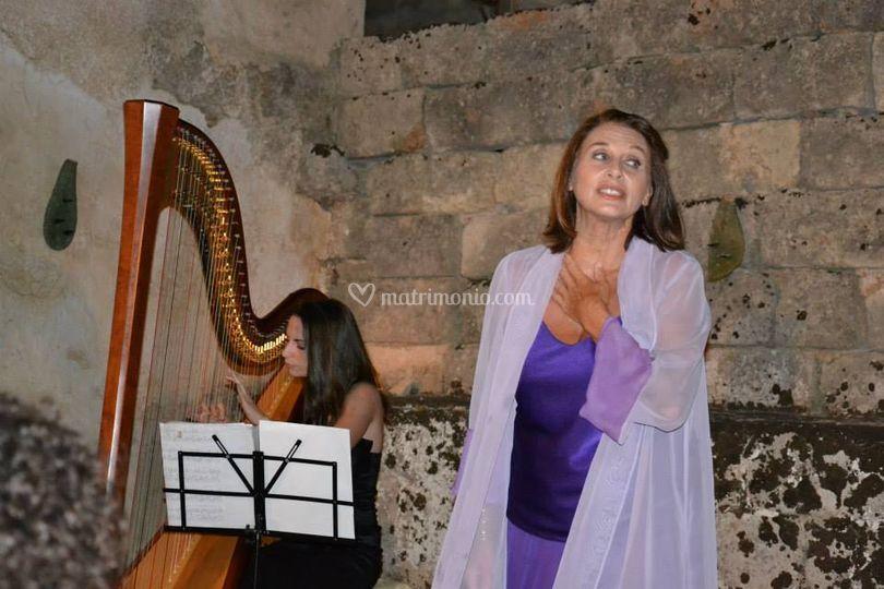 Teatro in musica con Pitagora