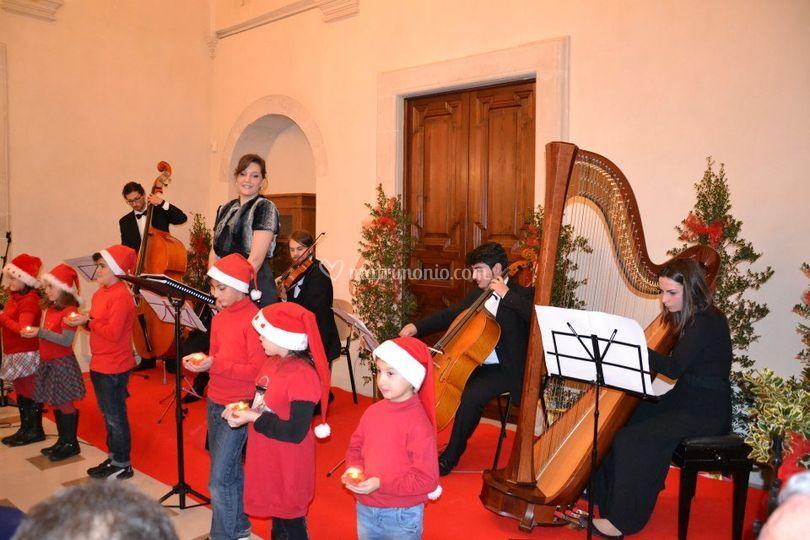Concerto natalizio quartetto