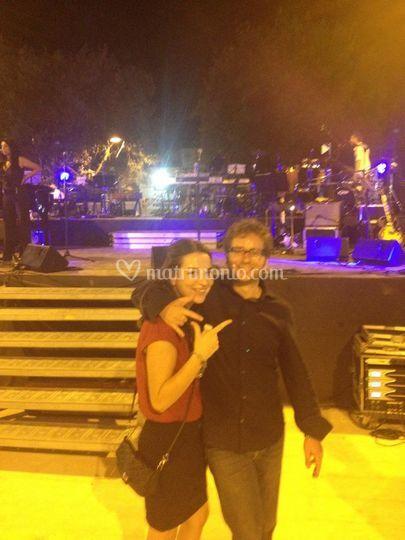 Prima del concerto