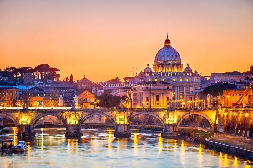 Roma citta' eterna