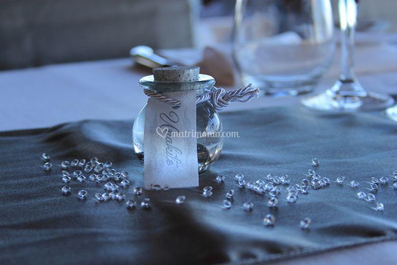 Segna tavolo pietre preziose