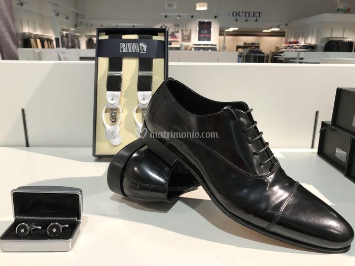 Accessori e scarpe cerimonia