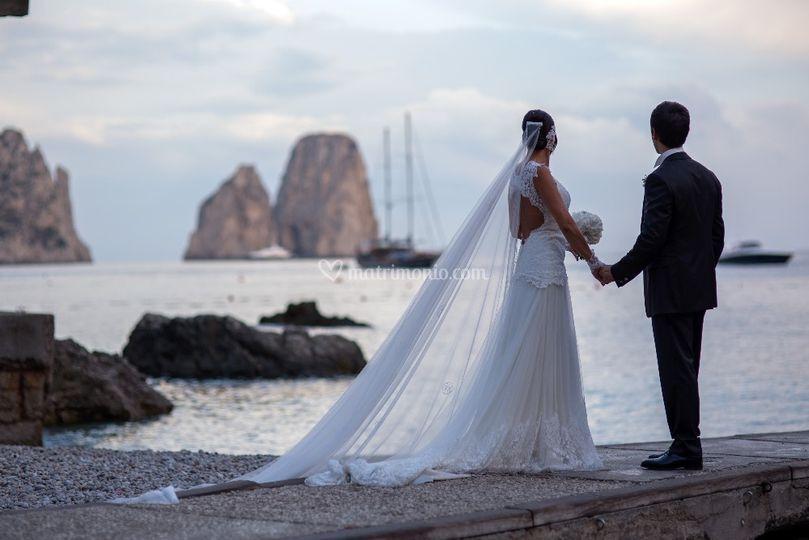 Marina Piccola Capri