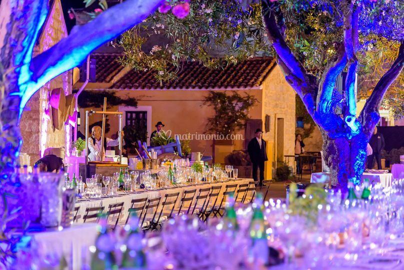 Gala Dinner Porto Cervo