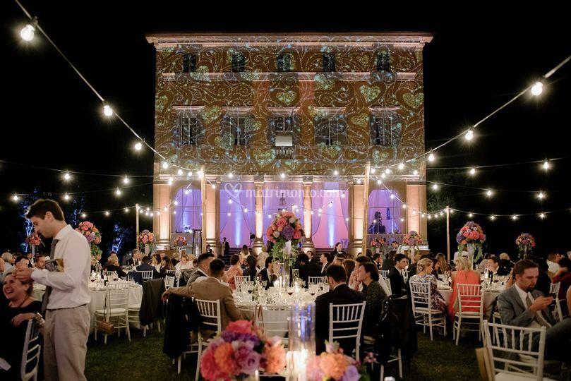 Matrimonio Palazzo Stella