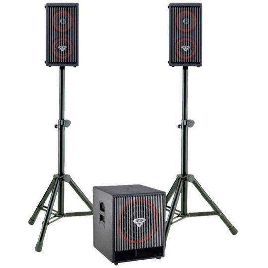 Impianto audio cerwin vega