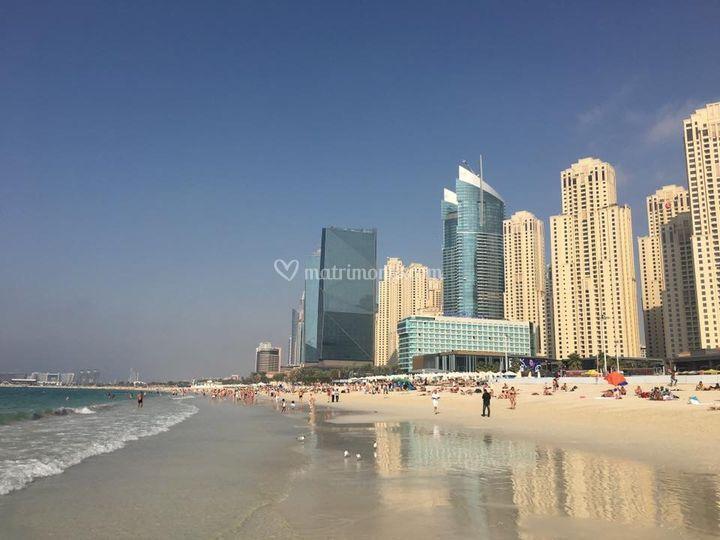 Emirati Arabi Dubai Lungomare