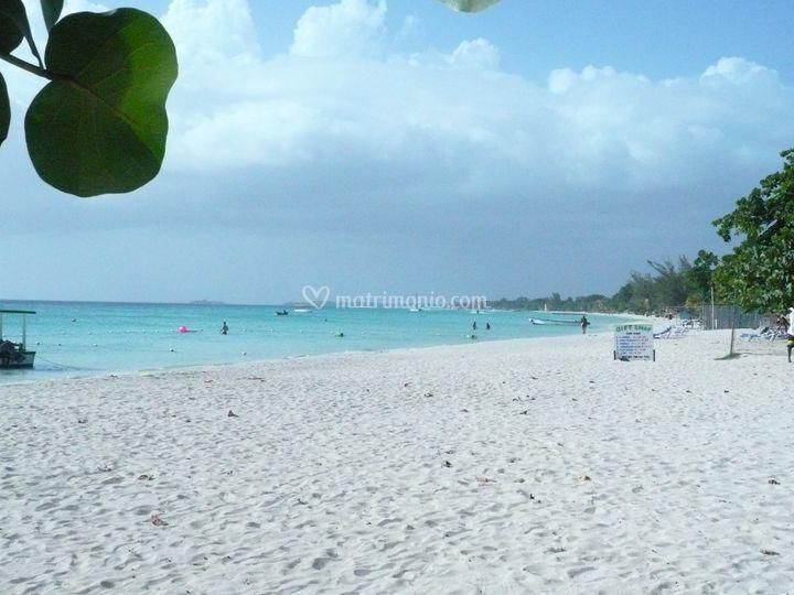 Jamaica 7 Miles Beach Negril