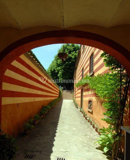 Ingresso giardino di palazzo fantini foto 33 - Ingresso giardino ...