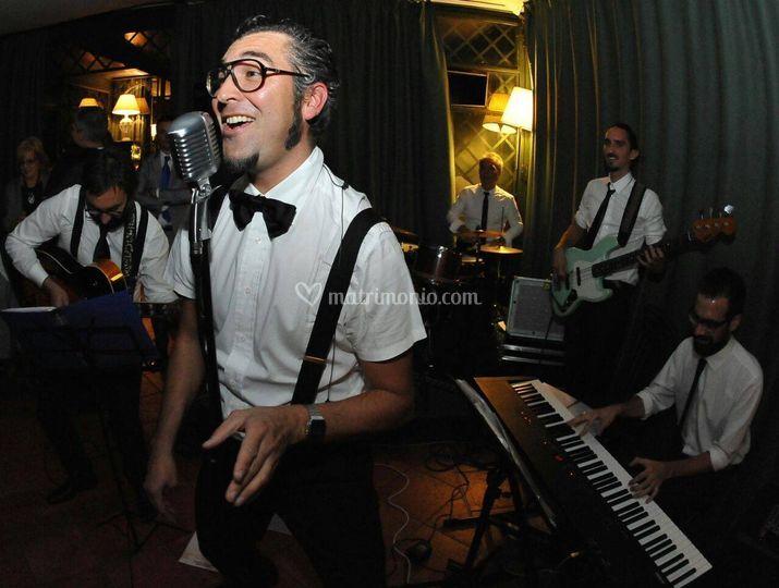 Brillantina Italian Swing&Roll