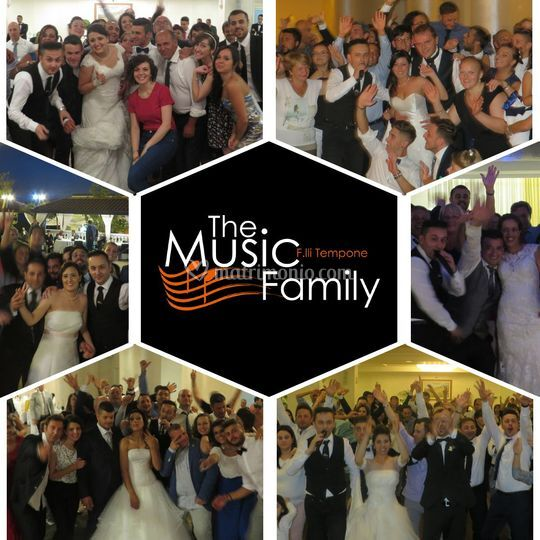 The Music Family 2016