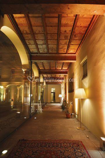 Corte nobile di grand hotel villa torretta foto 21 for Villa torretta