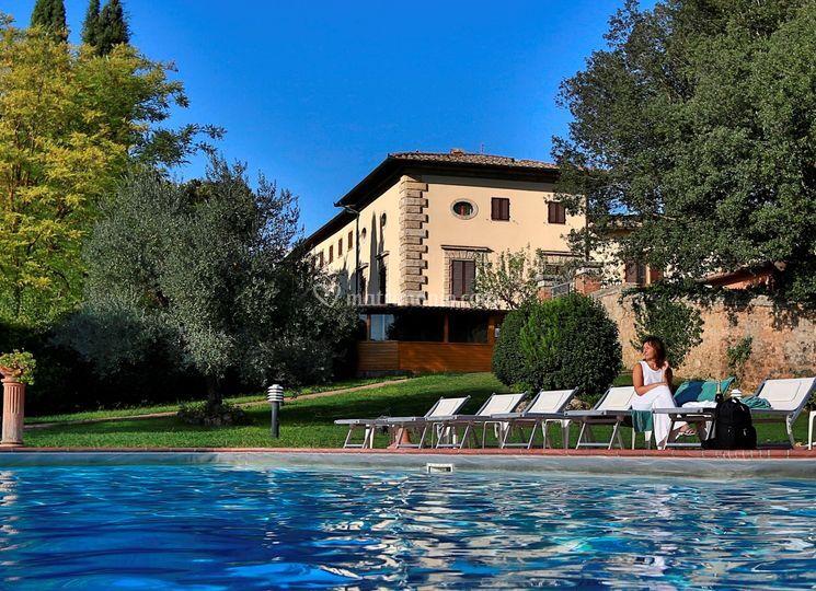 Hotel San Lucchese Poggibonsi Siena