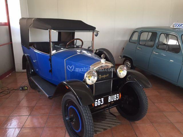 Peugeot 2 posti