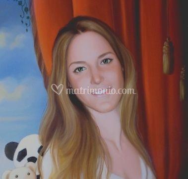 Ritratto di Alice Bergamasco