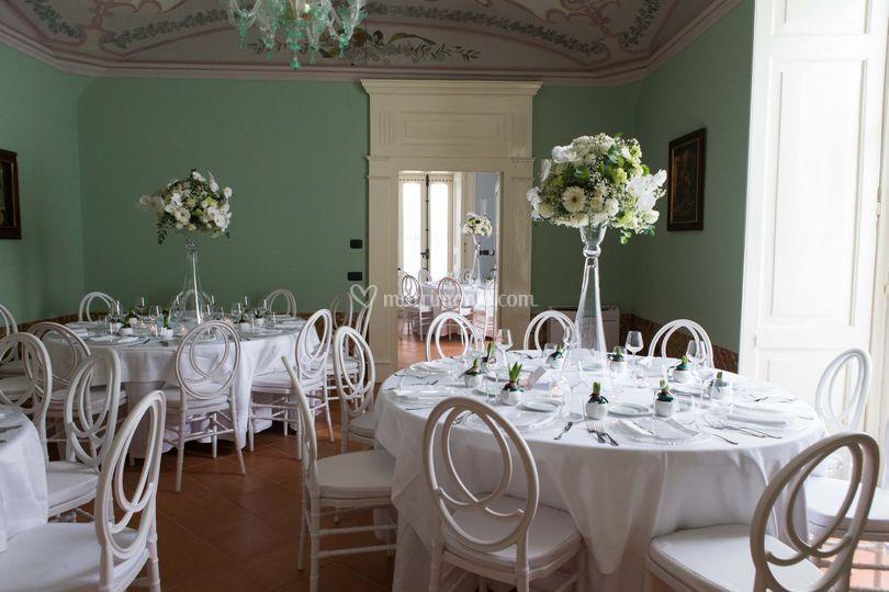 La sala verde