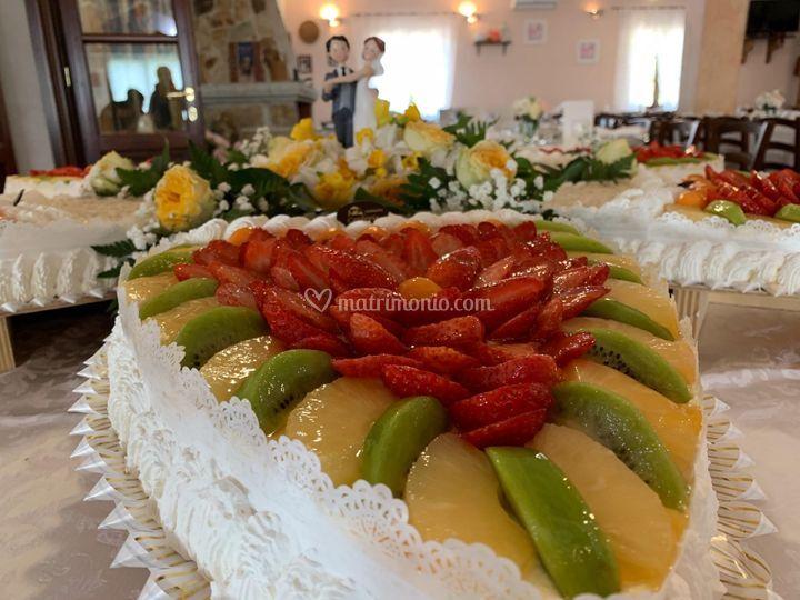 Torta Nunziale Montrigos