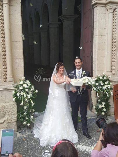 Sorpresa matrimonio